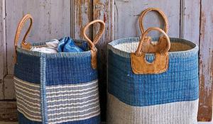 Organizar tu casa con contenedores est ticos cestos cajas y ba les - Baules para guardar ropa ...