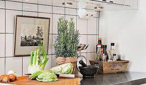 Cocinas De Todos Los Estilos Y Tamanos Y Muy Bien Aprovechadas - Cocinas-pequeas-en-forma-de-u
