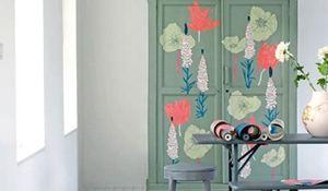 Ideas para restaurar muebles viejos que no necesitan mucho esfuerzo - Restaurar muebles con papel ...