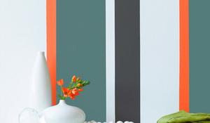 Aprende A Utilizar El Color En La Pintura De Las Paredes Y Muebles - Decoracion-paredes-pintura