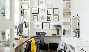 ideas de diseño de dormitorio en el sótano Como Crear E Integrar Zonas De Estudio Y Trabajo En Casa