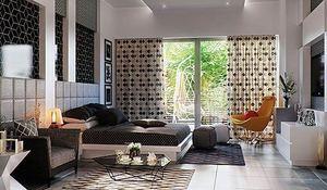 Todas Las Claves Para Decorar Los Dormitorios Con Mucho Gusto - Dormitorio-decoracion
