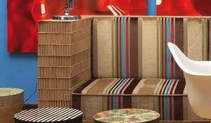 Muebles Reciclados Hechos Con Materiales De Reutilizados