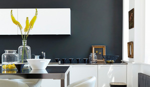 Aprende a utilizar el color en la pintura de las paredes y muebles