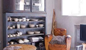 Muebles Reciclados Hechos Con Materiales De Reutilizados - Muebles-de-cocina-reciclados