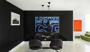 Piso de 45 metros moderno y luminoso con m sica de fondo for Coste reforma integral piso 90 metros