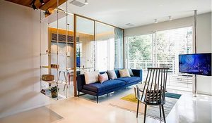 Una casa de 80 metros cuadrados con dos terrazas - Reforma integral piso 80 metros cuadrados ...