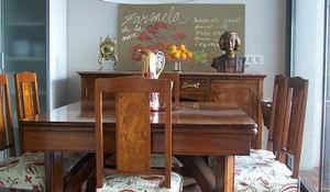 Decoración de comedores: mesas y sillas para que tu comedor ...