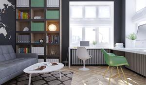 Como crear e integrar zonas de estudio y trabajo en casa