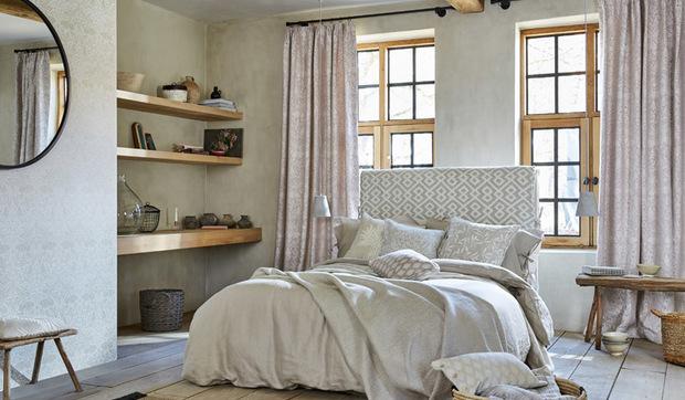 Ropa De Casa Para Vestir Las Habitaciones Y Decorar Con Ella - Vestir-casas