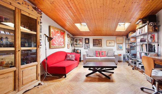 C mo distribuir casas peque as de menos de 40 metros for Cocinas pequenas para apartamentos tipo estudio