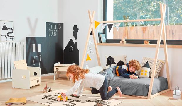 Increíble Decoración De Habitaciones Infantiles Stock De Casa Decorativo