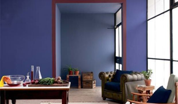 Azul índigo, nueva tendencia de color