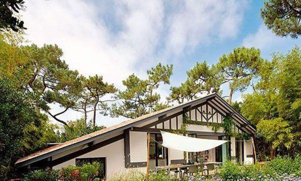 Las casas de campo y caba as con las que siempre has so ado - Casas de madera para el campo ...