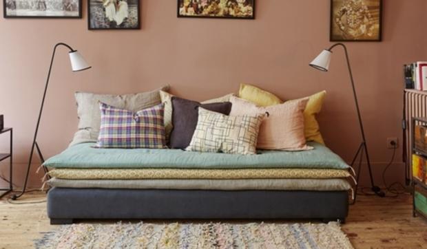 C mo elegir los cojines para el sof - Hacer cojines sofa ...