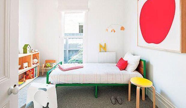 Habitaciones infantiles y juveniles ideas para decorarlas - Habitaciones infantiles decoracion paredes ...