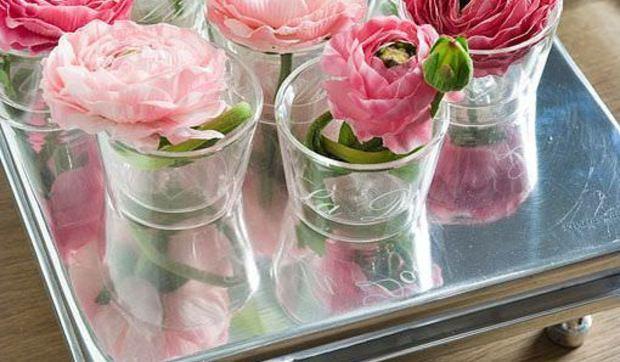 Ideas para decorar con flores silvestres de forma sencilla