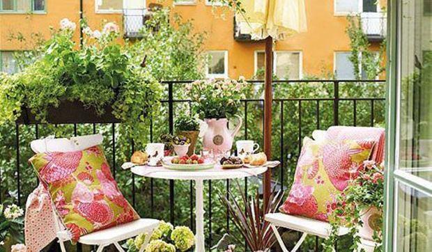 Ideas para decorar una terraza urbana for Ideas para decorar terrazas