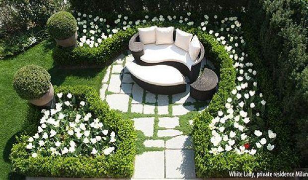 ideas para dise ar jardines. Black Bedroom Furniture Sets. Home Design Ideas