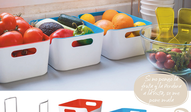 Ideas para ordenar la cocina basado en hechos reales for Utensilios de cocina ikea