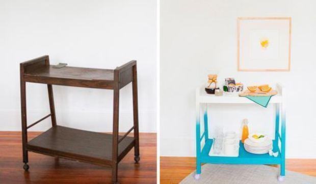 Ideas Para Restaurar Muebles Viejos Que No Necesitan Mucho Esfuerzo - Reciclado-de-muebles-viejos