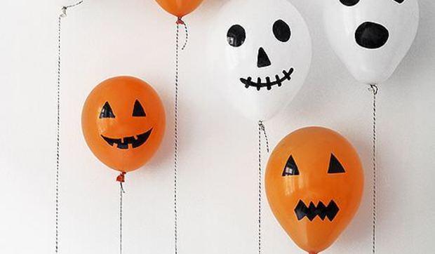 Ideas 39 terror ficas 39 para celebrar halloween - Ideas para decorar calabazas halloween ...