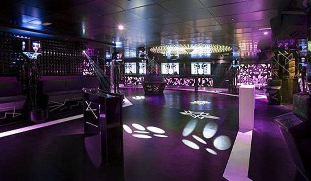 Una discoteca en madrid dise ada por parolio euphoria lab - Discoteca in casa ...