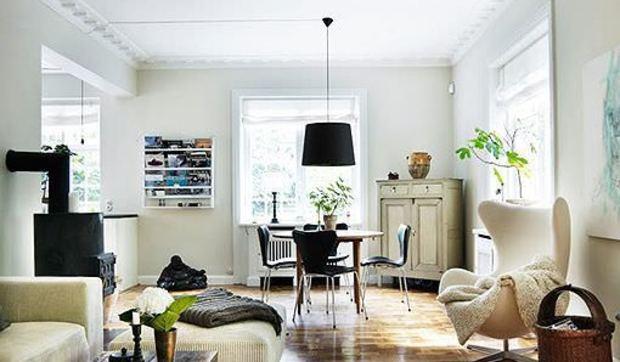 El estilo n rdico es por derecho propio la tendencia m s for Como decorar un departamento moderno