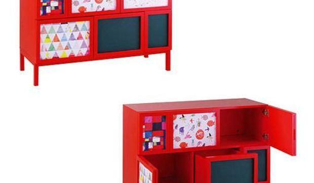 Muebles infantiles para jugar y aprender