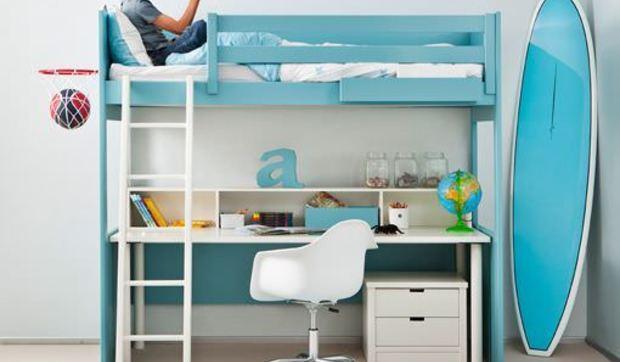 Muebles infantiles y juveniles modulares de asoral for Muebles modulares juveniles