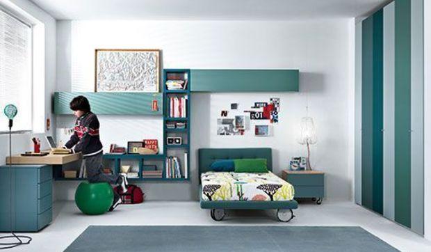 Muebles juveniles modulares for Muebles modulares juveniles