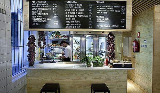 Decoracion De Restaurantes Bares Y Terrazas Decorados Con Gusto Y A - Diseo-cafeterias-modernas