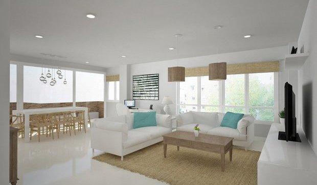 Claves para hacer una reforma en condiciones - Suelos de casas modernas ...