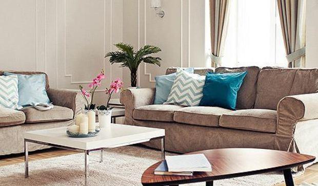 Cómo decorar con un estilo clásico pero renovado y modernizado