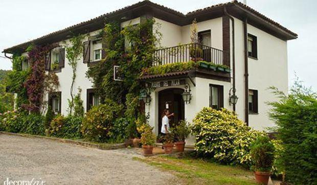 Un hotel rural en asturias - Casa rural de madera ...