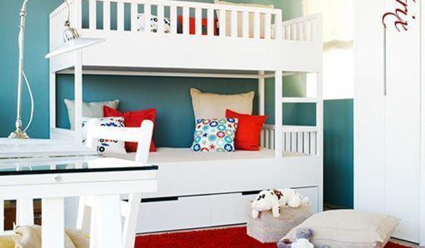 Las Habitaciones Mas Bonitas Para Ninos Y Adolescentes - Imagenes-habitaciones-infantiles