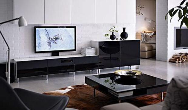 Uppleva la soluci n completa de ikea que a na televisor for Ikea vajillas completas