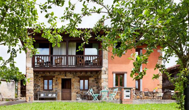 Viviendas rurales con encanto en asturias - Casas vacaciones asturias ...